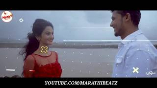 Pori Tujhe Nadan Vs  | Marathi Love Mashup | DJ Kalpesh Mumbai | Marathi DJ Song