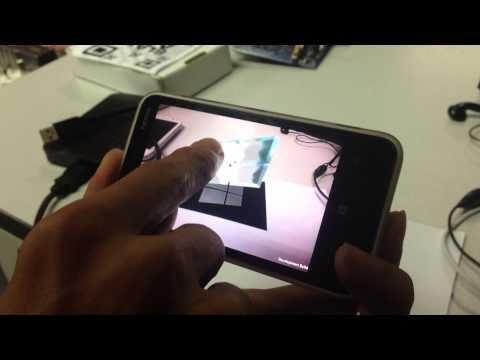 Windows Phone Augmented Reality