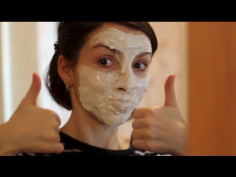 Улучшаем цвет лица и подтягиваем кожу / Альгинатные маски