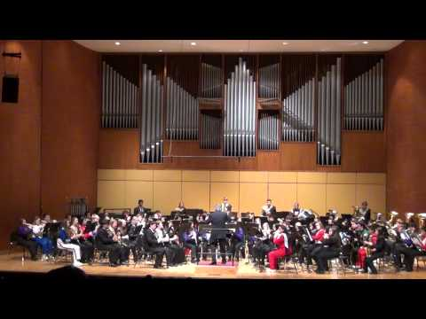 2015 All-Region HS Symphonic Band - Marche Diabolique