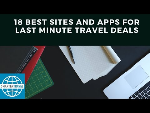 The 18 Best Sites and Apps for Last-Minute Travel Deals | SmarterTravel
