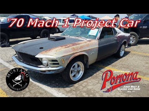 2018 Mustang Mach 1 >> 1970 Mustang Mach 1 Project For Sale Pomona Swap Meet 2018 Mustang Connection