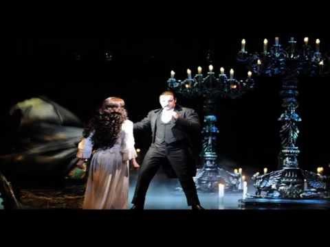 Anthony Warlow - Phantom of The Opera & Music of The Night [ HQ ]
