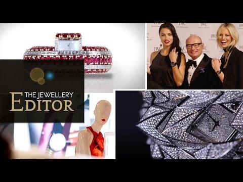 The most amazing diamond jewellery watches 2016: Audemars Piguet, Van Cleef & Arpels, Roger Dubuis