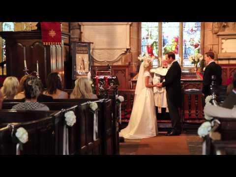 Karen and Tim's wedding at Samlesbury Hall, Lancashire. May 2013