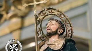 Canto a Santo Domingo de Guzmán: Tú me enseñaste a amar la Luz