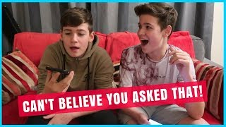 WE PRANK CALLED HRVY AND ROADTRIP!!! INSTAGRAM AND TWITTER Q&A || Max & Harvey