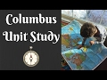 Columbus Unit Study | Early American History for Primary Ages
