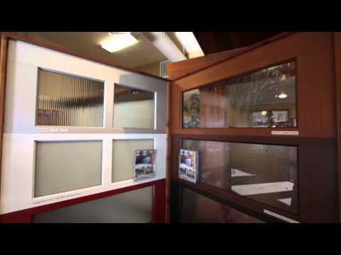 Rainier Garage Door showroom, Bellevue WA
