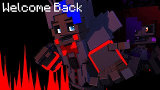 Welcome Back Song by TryhardNinja FNaF Minecraft Animation Collab hosted by OrionPepsi