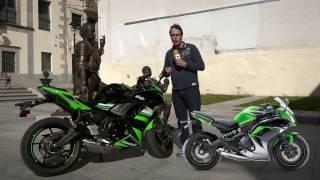 2017 Kawasaki Ninja 650 Essai Guerrière Urbaine