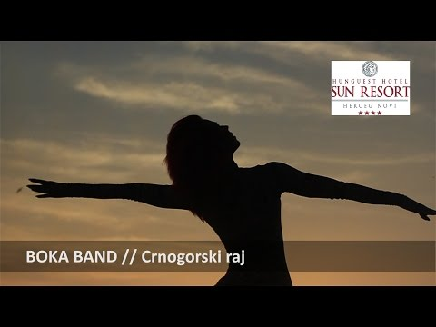 BOKA BAND - Crnogorski raj (Official Video 2016)