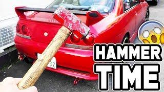 HAMMERS - A Drifters Best Friend 😏😏