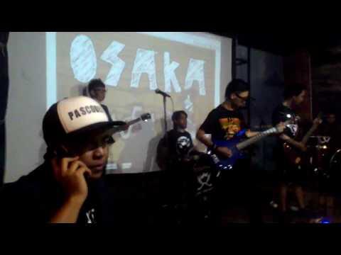 OSAKA Live At. ORKES FEST 1 (Pub K2, Bar & Resto Bandung. Feb, 2017)