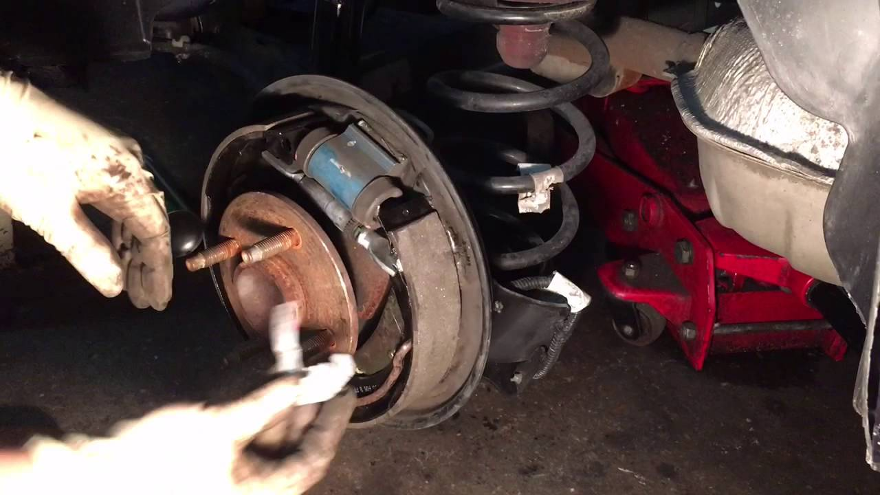 Chevy Cobalt Rear Brake Diagram Great Installation Of Wiring Drum Brkes Fixya How Replace Brakes Shoes 2009 Youtube Rh Com 2010