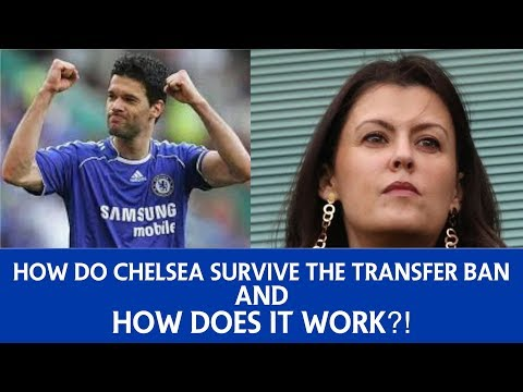 HOW DO CHELSEA SURVIVE THE TRANSFER BAN AND HOW DOES IT WORK?! || DISCUSSION