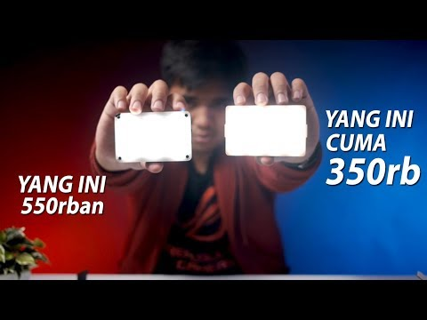 Lighting Video Mini, Terang, Murah !!!   Mcoplus Lux1600