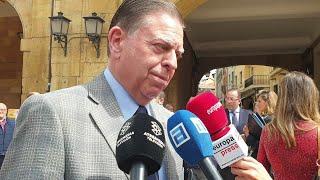 Canteli (PP) muestra su apoyo a la familia de David Carragal