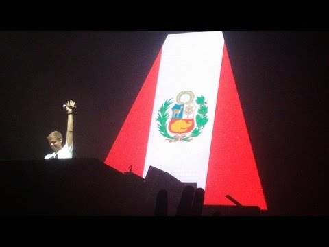 Armin van Buuren  Dj Mag Festival - Lima Peru