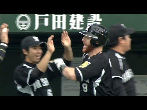 【プロ野球パ】マートンの第8号で阪神が試合を振り出しに戻す! 2014/06/14 L-T