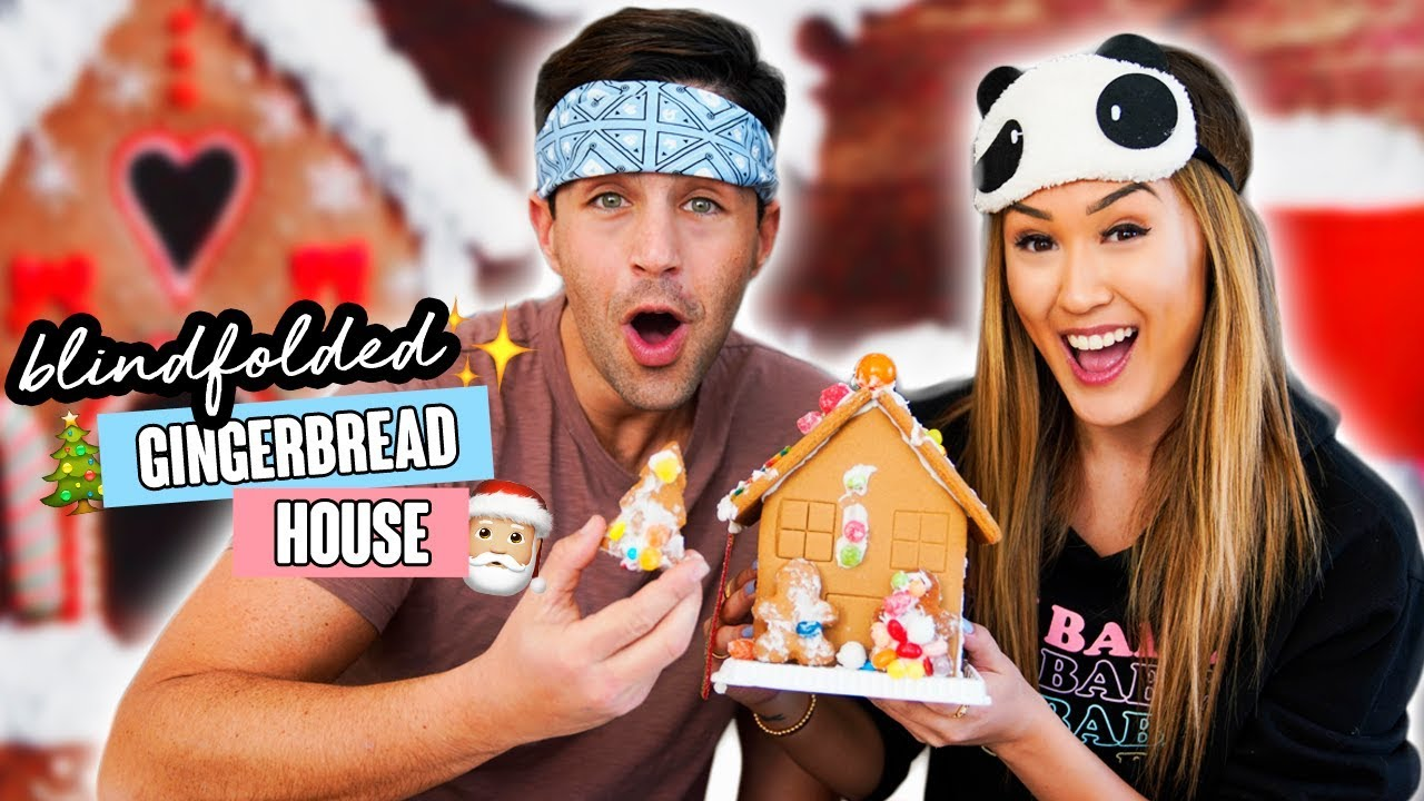 blindfolded-gingerbread-houses-w-josh-peck