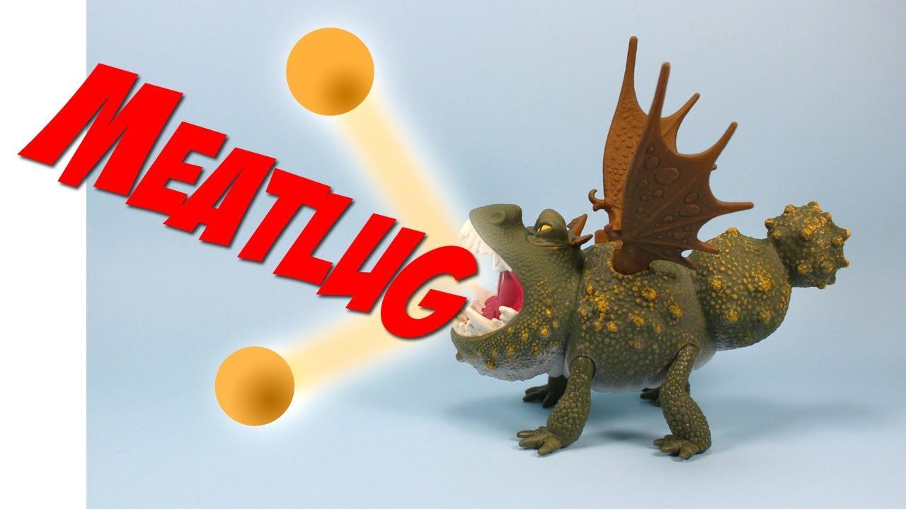 Dragons Defenders Of Berk Meatlug Gronckle How To