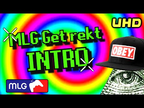 MLG Intro template GET REKT ! thumbnail