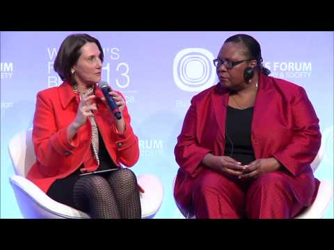 Women's Forum Brazil 2013   It will come soon More women on boards and in executive positions