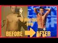 HOW I LOST 20LBS | MY FITNESS TRANSFORMATION + TRAVELING | 僕の肉体改造ビフォアフター