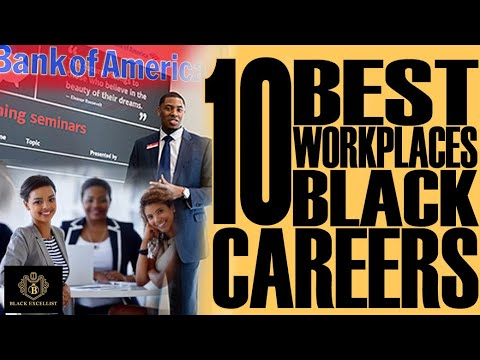Black Excellist:  10 Best Companies for African American Careers