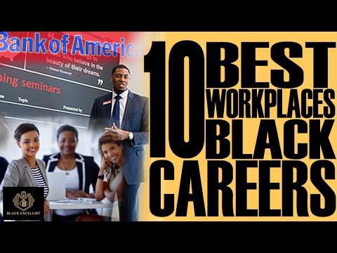Black Excellist:  10 Best Companies for African American Careers