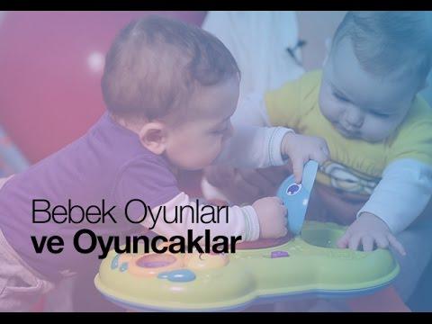 Bebek Oyunları ve Oyuncaklar | 9 - 12 ay bebek oyuncakları