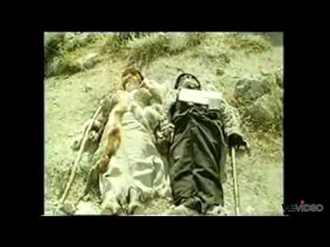 Драка Алисы и Базилио - Приключения Буратино