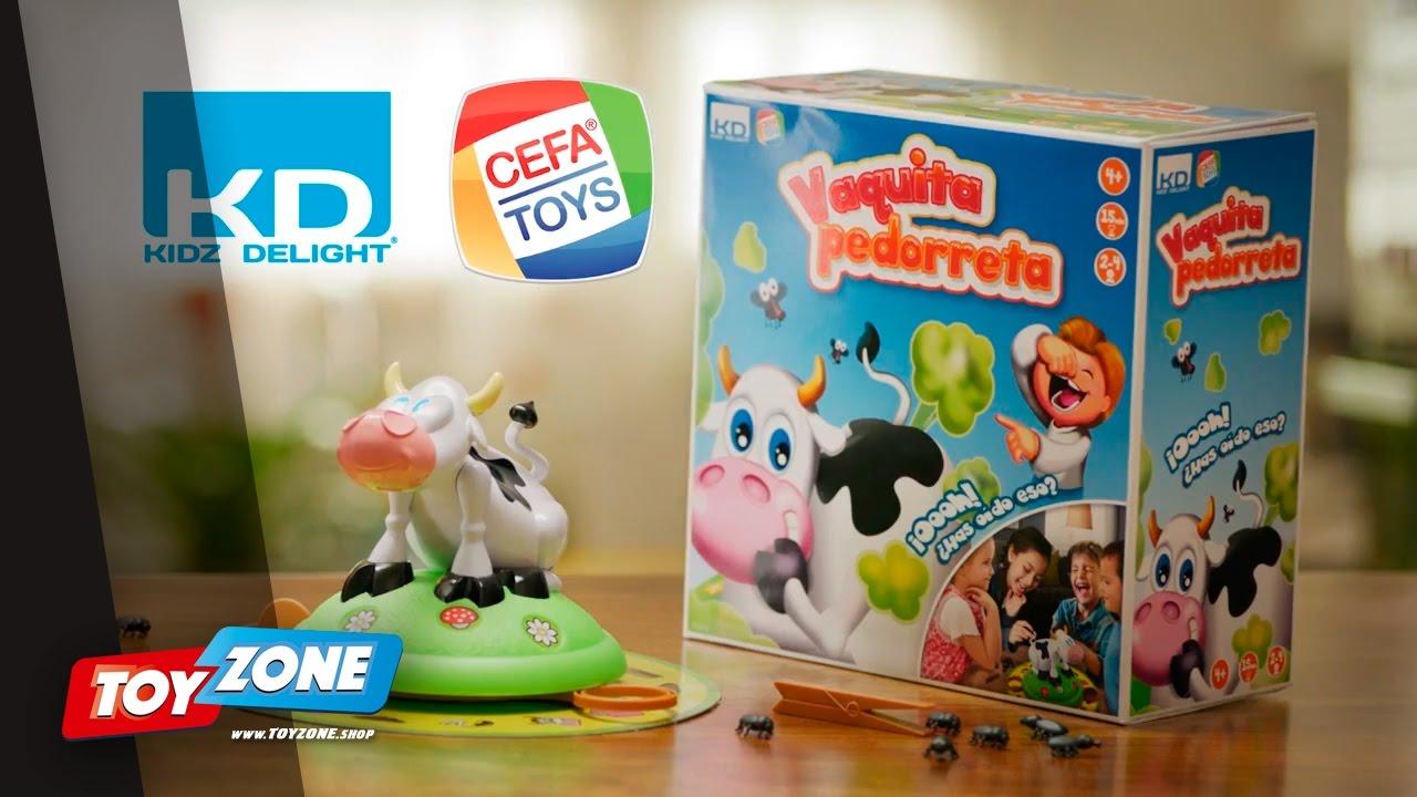Toyzone De Cefa Vaquita Pedorreta Toys HIeW2D9YEb
