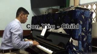 Child - Con Yeu Piano N