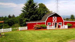 Repeat youtube video Luxury Country Estate/Sherwood, Oregon homes for sale/22345 SW Chapman