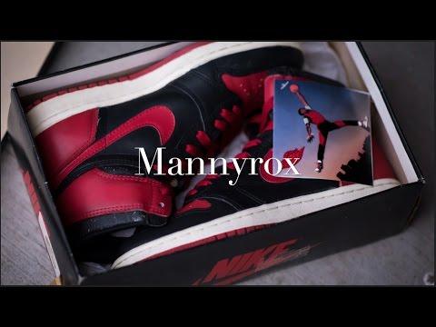1985, 1994, 2001, 2011, & 2016 Air Jordan BRED 1 comparisons! Black/Red, Banned, Devil's shoes