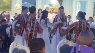 Свадьба Григория и Людмилы.Ресторан ,,Асаки