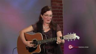 Acoustic Guitar Fingerpicking Lesson - Acoustic Guitar Lesson - Guitar Tricks 30