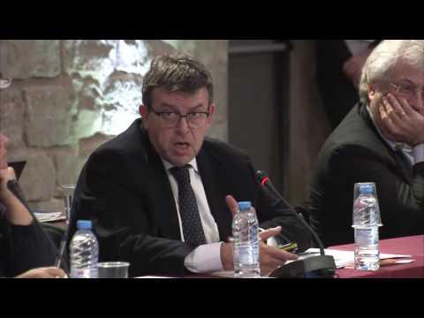 Sessió Plenària del Consell de Turisme i Ciutat 30/11/2016