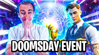 Fortnite: 'THE DEVICE' LIVE REACTION - DOOMSDAY SEASON 2 EVENT!