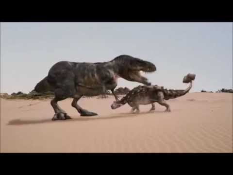 Tarbosaurus vs Tarchia!