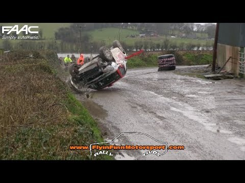 Birr/Nenagh Stages Rally 2018 (Flyin Finn Motorsport)