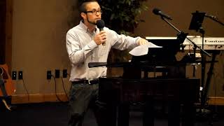 Sunday Service - September 6 - Pastor Stephen Rose