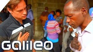 Unterwegs mit Flüchtlingen   Galileo   ProSieben