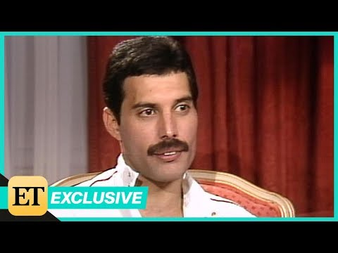 Dana McKenzie - Watch Freddie Mercury's Rare 1982 ET Interview (Exclusive)