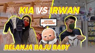 Download BELANJA BAJU BABY ,KIA IRWAN HEBOH !
