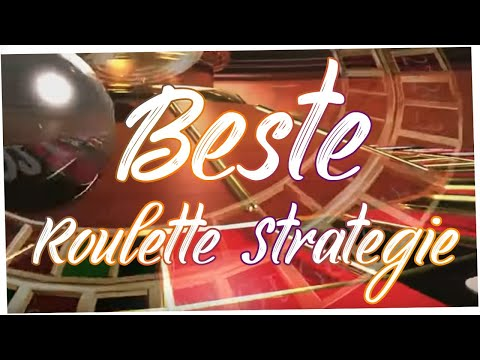 Roulette Strategie: Beste Gewinnende Roulette-Methode 2019