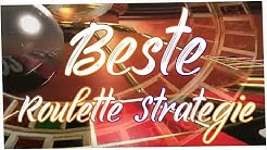 Roulette Strategie: Beste Gewinnende Roulette Methode 2019