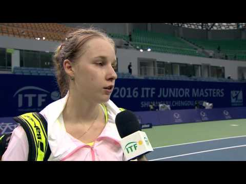 look for new arrivals outlet store sale Anna Blinkova speaks after advancing to the ITF Junior Masters semifinals
